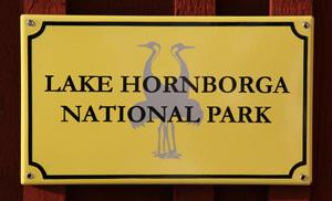 Lake Hornborga National Park
